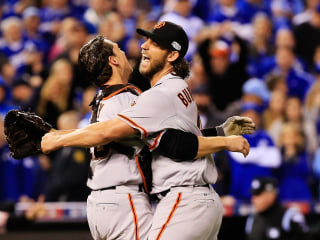 Dynasty: Giants Win Third World Series in Five Years