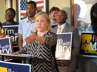 Mary Landrieu's challenge: Turn Out the Black Vote