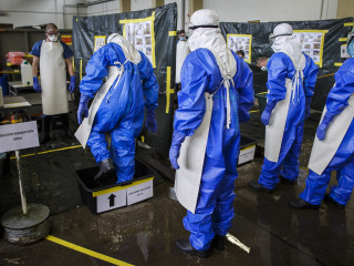 Eluding Ebola: Gear Matters, But Technique Matters More