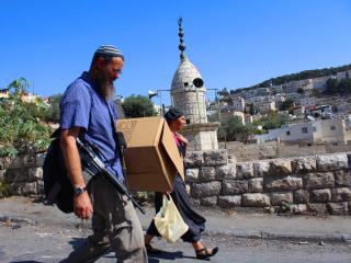 A Glimpse Inside Jerusalem's Flashpoint Settler Community Silwan