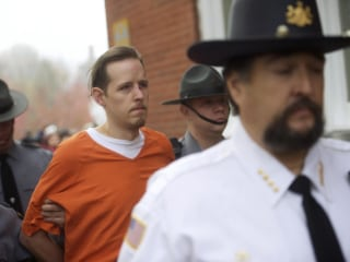 Captured Pennsylvania Ambush Suspect Eric Frein Charged With Murder