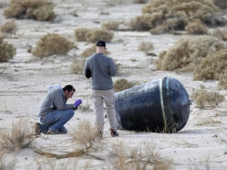 NTSB Blames Co-Pilot Error in Virgin Galactic SpaceShipTwo Crash