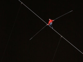 Daredevil Indeed! See Nik Wallenda's