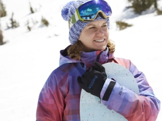 Apps I Live By: Burton Snowboards President Donna Carpenter