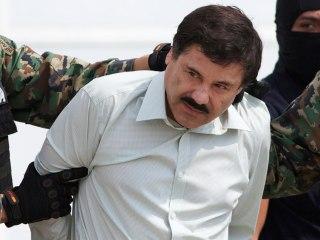 Mexican Drug Lord Joaquin 'El Chapo' Guzman Escapes Prison for Second Time