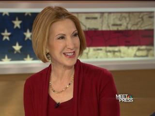 Carly Fiorina: 'I'm Running for President'