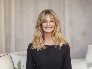 My Project: Goldie Hawn and The Hawn Foundation