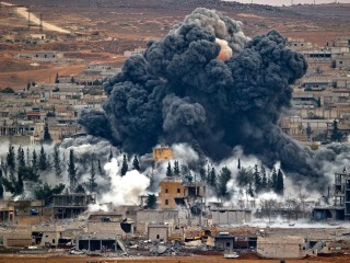 Months of Bombing Makes Small Impact on ISIS' Military Capabilities