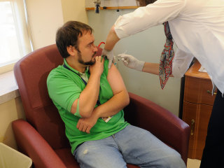 Ebola Vaccine Works, Study Shows