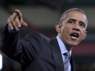 Obama Makes The Case for Acting Alone on Immigration