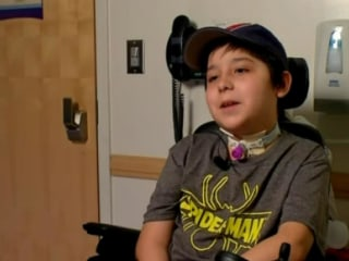 Children Still Struggle With Mystery Paralysis