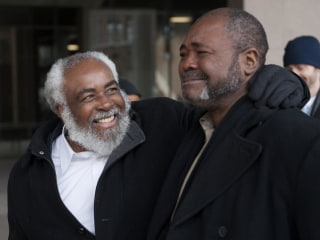 Two Men Wrongly Convicted of Murder Set Free After 39 Years
