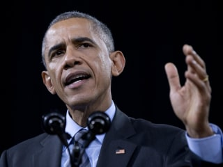 Obama: Michael Brown Grand Jury Decision Cannot be 'Excuse for Violence'