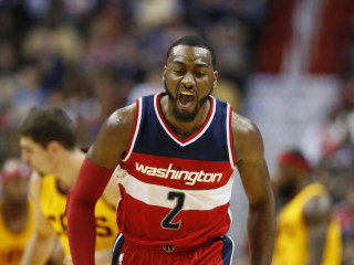 John Wall Dominates as Wizards Defeat Cavaliers