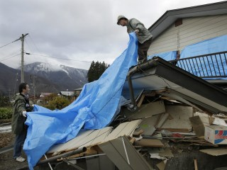 Japan Earthquake Injures Dozens; Hakuba Hardest Hit