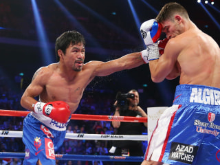 'Master Class': Manny Pacquiao Crushes Chris Algieri