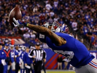 Yes, Odell Beckham Really Made That Catch
