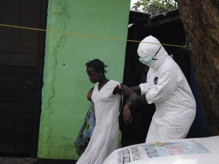 Ebola Hits New Lows and New Highs, Too
