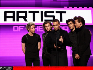 One Direction and Katy Perry Win Big at American Music Awards