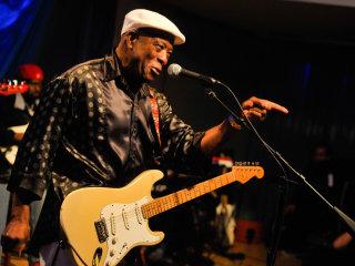 Blues Legend Buddy Guy Helps Nurture Music's Next Generation