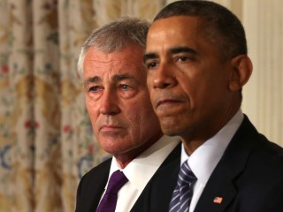 A Shifting Battleground: Why Chuck Hagel Resigned