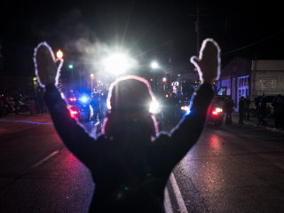 Rage Flares Again in Ferguson and Across Country