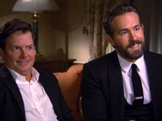 Ryan Reynolds, Michael J. Fox Team Up on Parkinson's