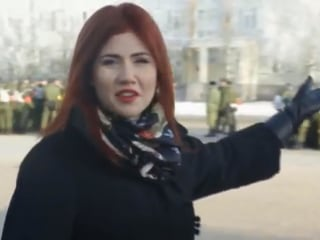 Russian Spy Anna Chapman Stars in Propaganda Video
