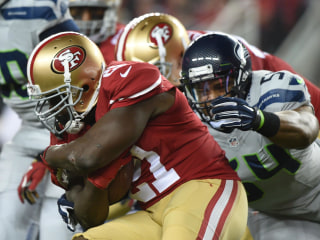 WATCH NFL LIVE: Seahawks vs. 49ers on Thanksgiving