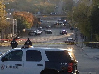 Gunman Dead After Shots Fired at Police HQ, Mexican Consulate in Austin