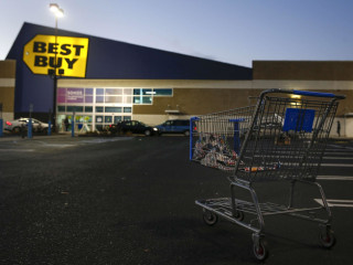 Best Buy Website Suffers Black Friday Outage