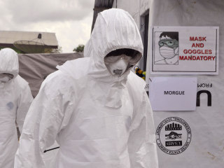WHO Advises Ebola Survivors Abstain From Sex for Three Months