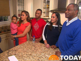 Ray Rice, Wife Speak to TODAY's Matt Lauer