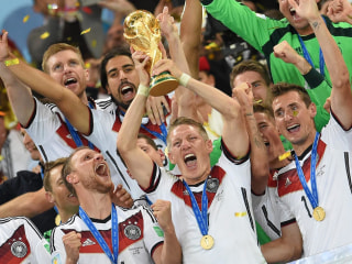 Germany Fans Celebrate World Cup Win by Trying to Steal $1M Painting