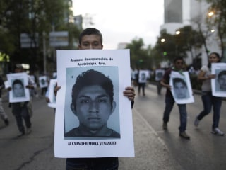 Mexico Human Rights Org: Omissions, Errors In Case of 43 Missing Students