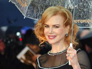Nicole Kidman Reveals Being Pregnant Made Her Want to Quit Acting