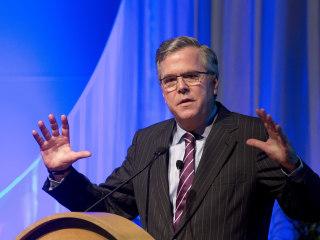 Jeb Bush's Popularity Challenge