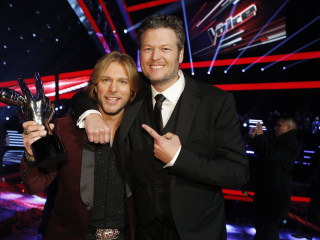 Cowboys Prevail: Craig Wayne Boyd Crowned 'The Voice'