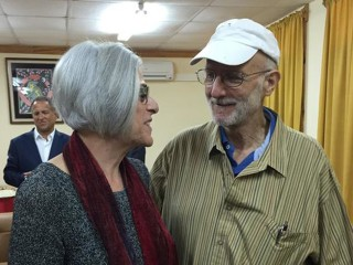 'Glorious Day': Freed American Alan Gross Says It's Good to Be Home