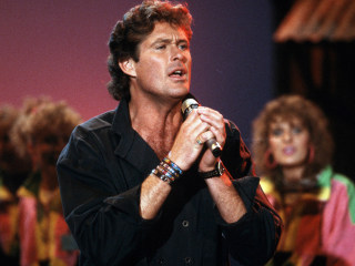 David Hasselhoff to Rock Berlin's Brandenburg Gate Again on Dec. 31
