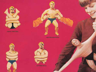 Remember Stretch Armstrong? How to Gift Favorite Retro Toys