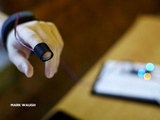 This Wristband Makes Dozing In Front of the TV No Problem