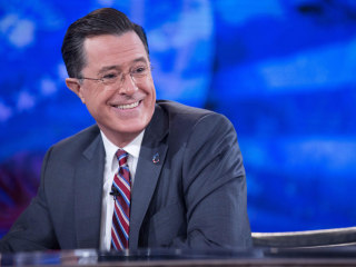 Stephen Colbert Retires 'The Colbert Report' With Help of Celebrities