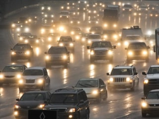 Wet Christmas: Soaking Storm Is Brewing for the Holiday, Forecasters Say