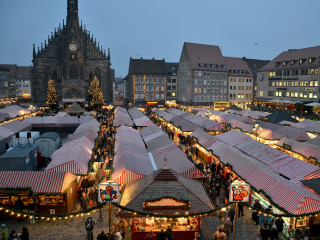 German Christmas Markets Dazzle Millions Every Year