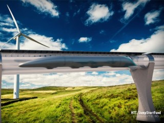Hyperloop May Become a Crowdsourced Reality Within a Decade