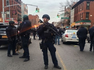 Two NYPD Officers Shot to Death