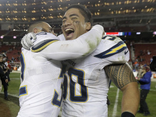 Chargers' Miraculous Comeback Keeps Playoff Hopes Alive