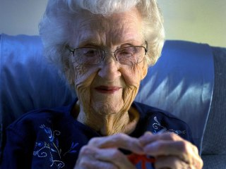 What's This 104-Year-Old's Formula for Longevity?