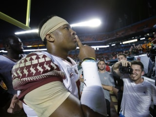 FSU Clears Jameis Winston in Code of Conduct Case